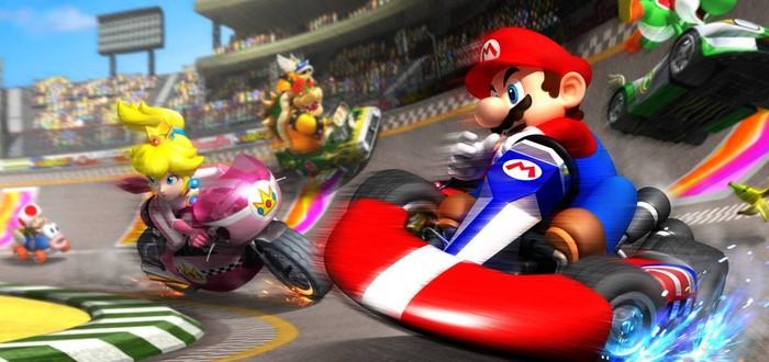 Гонки с бананами и бомбами: обзор Mario Kart 8 Deluxe