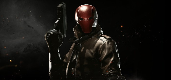 Новый трейлер Injustice 2 представил Красного Колпака