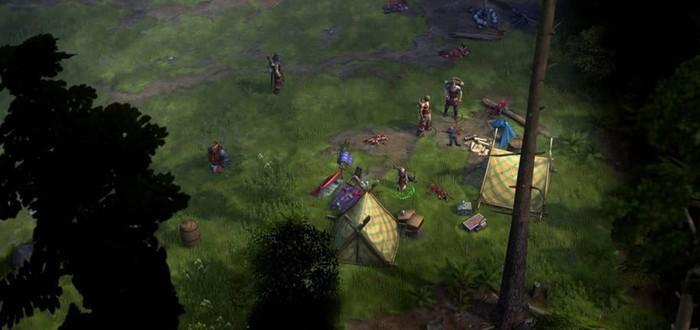 Российская ролевая игра Pathfinder: Kingmaker выйдет на Kickstarter