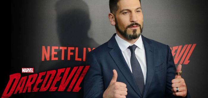 Первый постер сериала The Punisher от Netflix выглядит стильно