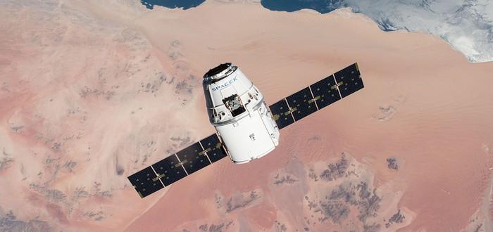 SpaceX впервые повторно использует грузовой корабль