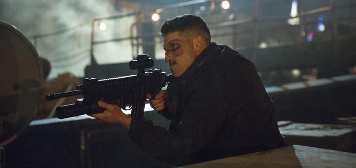 Сериал The Punisher выйдет не раньше ноября