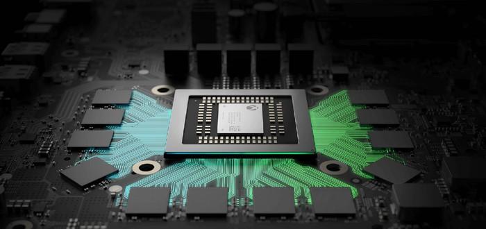 Слух: новая консоль Microsoft будет называться Xbox One X
