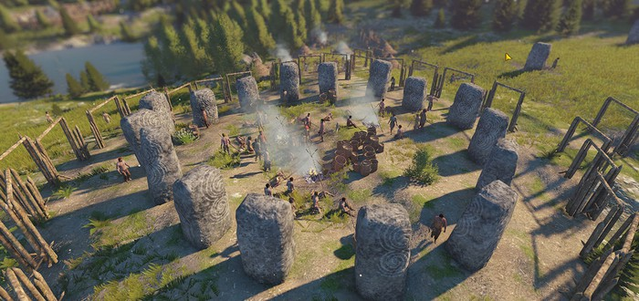 Ancient Cities — градостроительный симулятор древнего человечества
