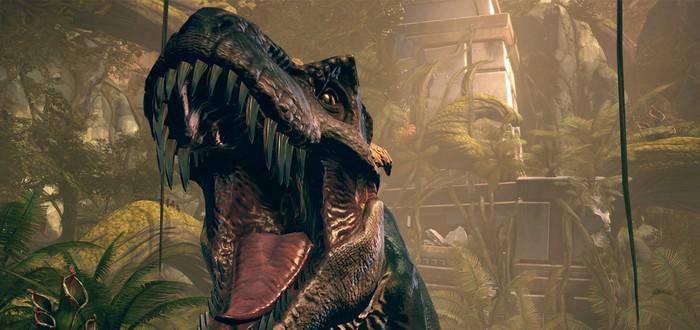 Новое дополнение Neverwinter: Tomb of Annihilation представляет динозавров