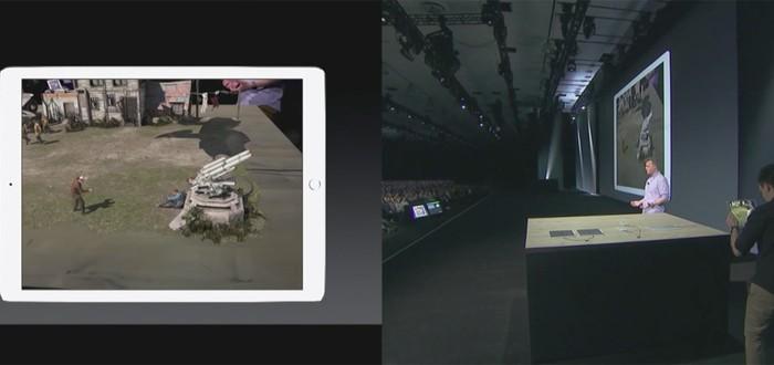 AR-компания Питера Джексона показала первое демо на iOS