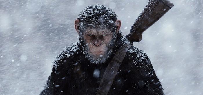 """Издательство Titan выпустит книгу-приквел """"Планеты обезьян: Война"""""""