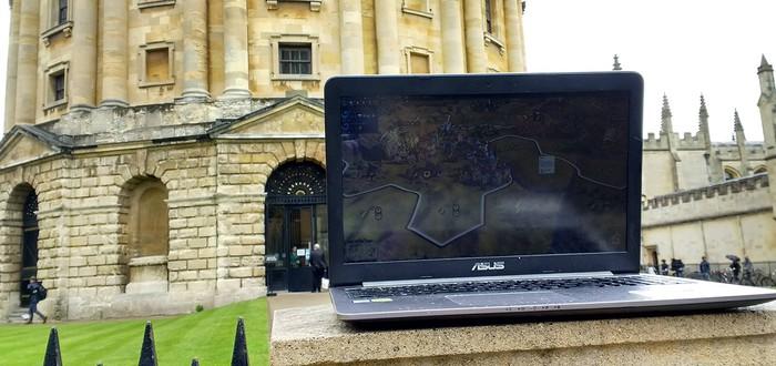 Игрок Civilization VI построил Оксфорд в настоящем Оксфорде