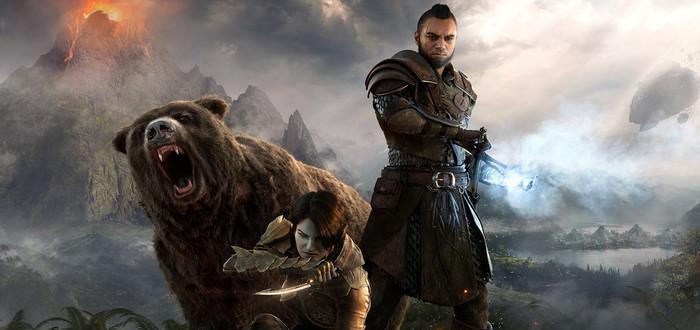 Гайд по билдам The Elder Scrolls Online: Morrowind — Рыцарь Дракона (танк)