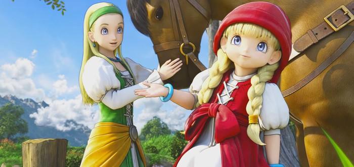 Несколько новых скриншотов Dragon Quest XI