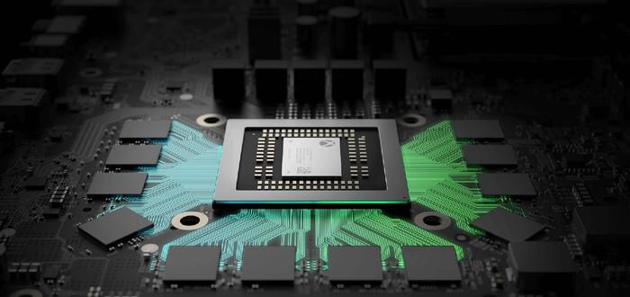 Разработчикам игр на Xbox Scorpio будет доступно 9 Гб RAM