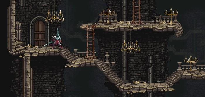 Мрачный хардкорный 2D-платформер Blasphemous также выйдет на PS4, Xbox One и Switch