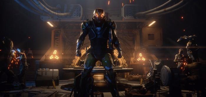 E3 2017: Anthem — новая IP BioWare, больше на конференции Microsoft