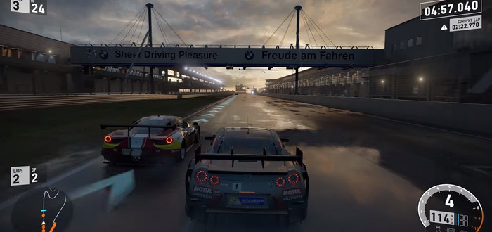 E3 2017: Первый геймплей Forza Motorsport 7 с Xbox One X
