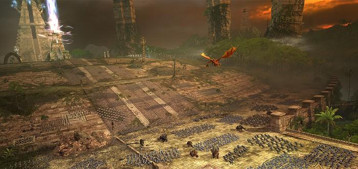 Дата выхода и новые скриншоты Total War: WARHAMMER 2