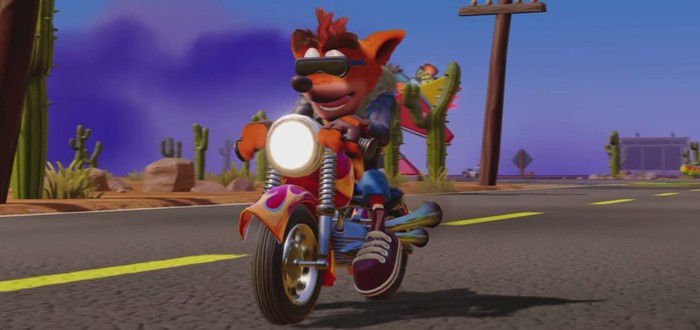 Релизный трейлер сборника Crash Bandicoot: N.Sane Trilogy