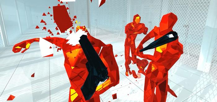 Superhot выйдет на PlayStation VR этим летом