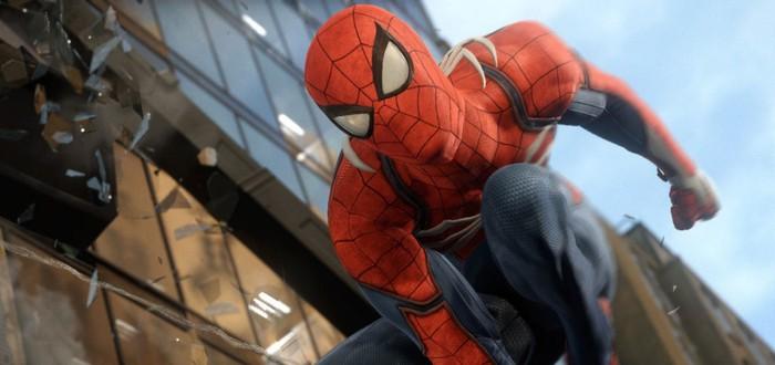 Трейлер Spider-Man для PS4 в стиле мультфильма 90-х