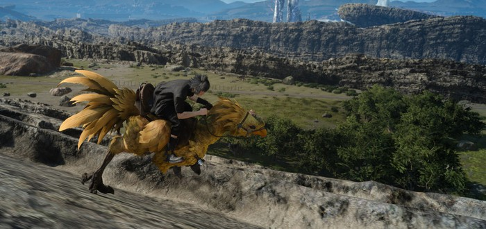 Несколько новых кадров Episode Prompto для Final Fantasy XV