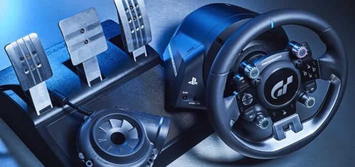 Новый руль Gran Turismo всего за $800