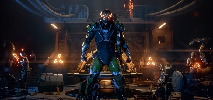Anthem от BioWare не работала в нативном 4K на Xbox One X