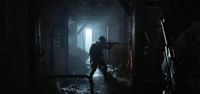 10 минут отстрела демонов и игроков в геймплее Hunt: Showdown