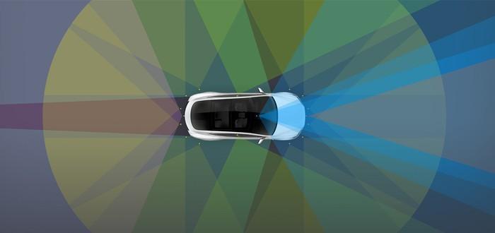 Обновление Автопилота Tesla на шаг ближе к полной автономности, использует железо Nvidia