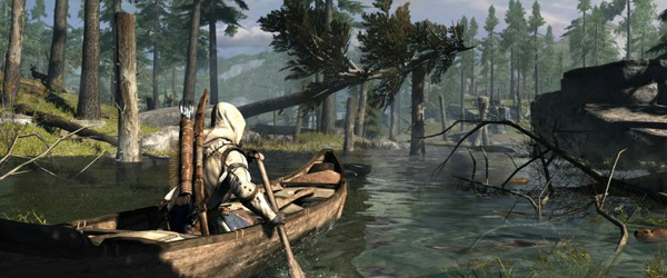 Assassin's Creed III с элементами Red Dead Redemption