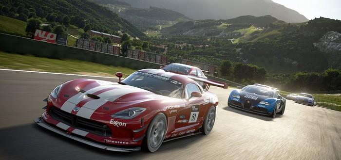 Слух: Gran Turismo Sport выйдет в середине ноября