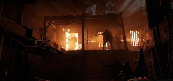 9 минут геймплея Hunt: Showdown c E3 2017