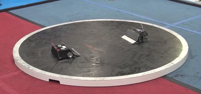 Роботы-сумоисты быстрее любого человека