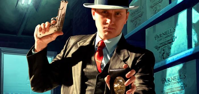 Слух: Rockstar выпустит ремастер L.A. Noire для PS4, Xbox One и Switch