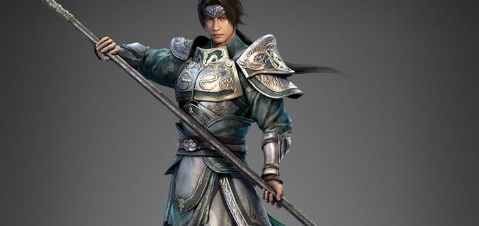 Первый трейлер Dynasty Warriors 9