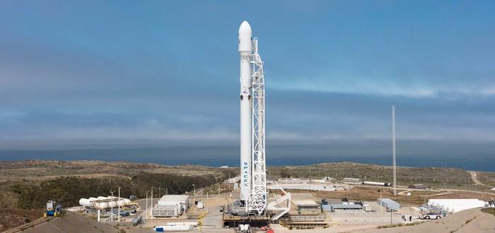 Прямой эфир с запуска SpaceX — второго за выходные