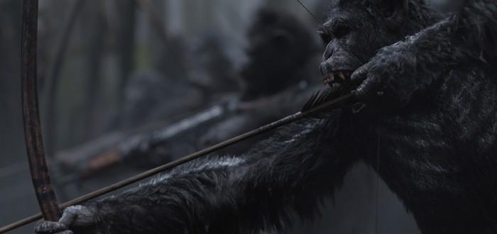 """Первые рецензии """"Планета обезьян: Война"""" — все на уровне"""