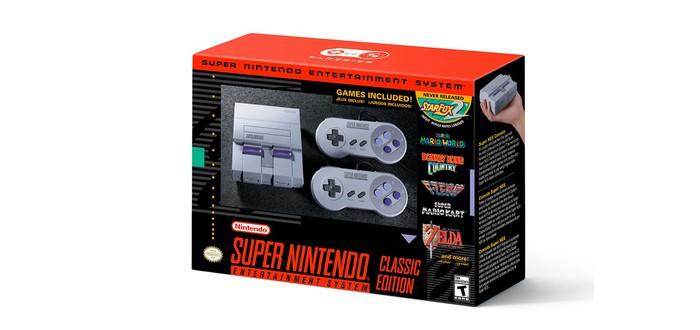SNES Classic Edition выйдет в конце сентября с 20+ играми в комплекте