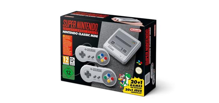 Европейская и японская SNES Classic Mini гораздо лучше американской