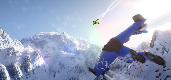 Бейсджампинг и Rocket Wings в финальном дополнении для экстремальной Steep