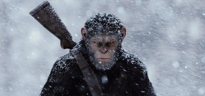 "Новый трейлер ""Планета обезьян: Война"""
