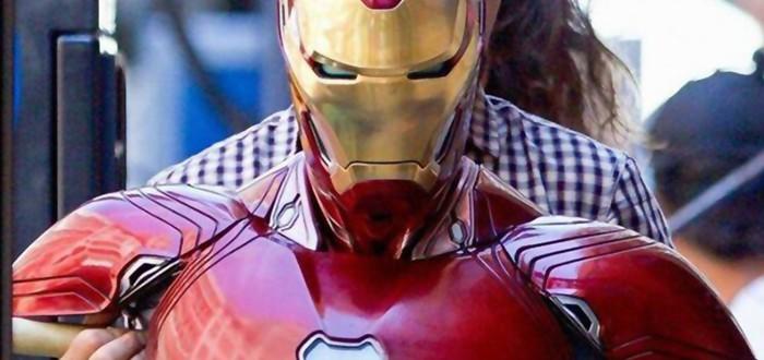 """Первый взгляд на костюм Железного Человека из """"Мстители: Война бесконечности"""""""