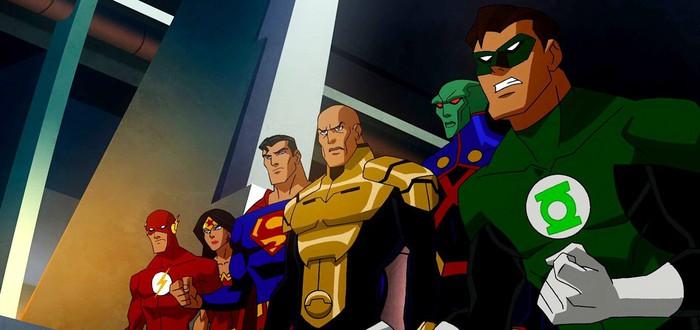 Более 30 фильмов DC Universe в одном наборе на юбилей