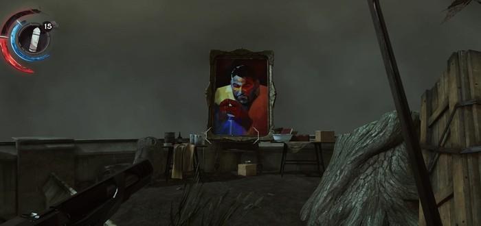 Гайд по Dishonored 2: расположение всех картин