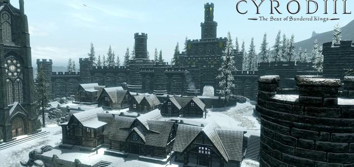 Музыкальный трейлер Beyond Skyrim Cyrodiil: Bruma