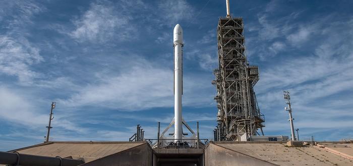 Прямая трансляция запуска Falcon 9 с самым тяжелым спутником в истории SpaceX