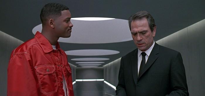 """Оригинальные """"Люди в Черном"""" напоминают, что для отличного sci-fi не требуется гора графики"""