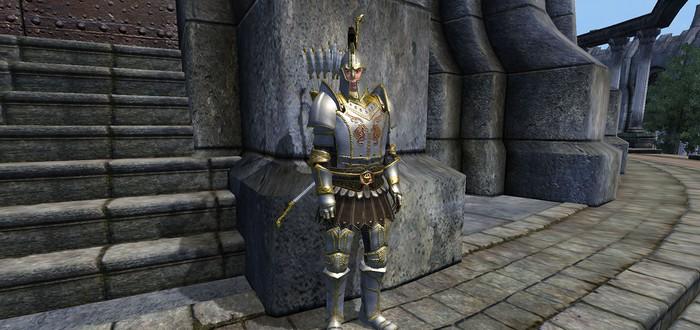 Грандиозное возвращение лучшего имитатора персонажей TES IV: Oblivion