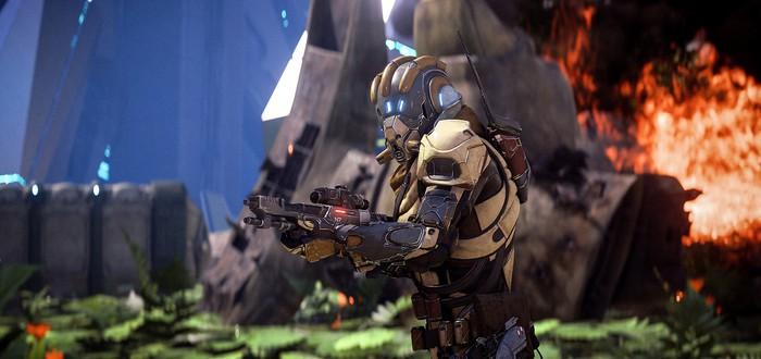 """BioWare тизерит """"платиновый"""" уровень сложности для мультиплеера Mass Effect Andromeda"""