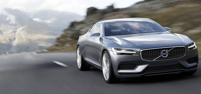Volvo откажется от бензиновых двигателей к 2019 году