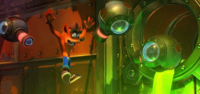Гайд по Crash Bandicoot N. Sane Trilogy: как победить босса Nitrus Brio