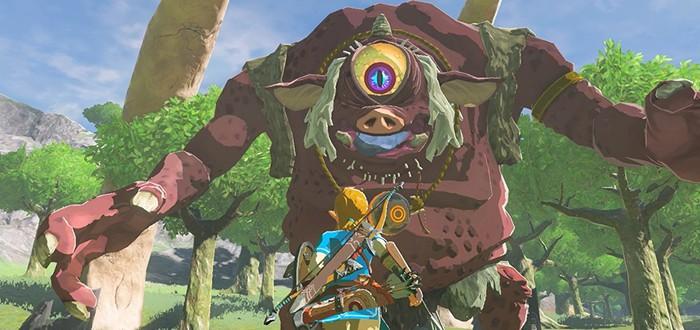 В дополнении The Champions' Ballad для The Legend of Zelda расскажут о Зельде